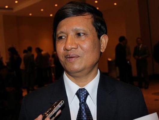 Ông Đặng Đình Luyến – nguyên Phó chủ nhiệm Ủy ban Pháp luật của Quốc hội khóa 13